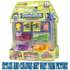 Magic Box Zomlings en el futuro serie 6-Zom-Mobile Blister