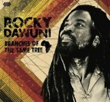 1 CENT CD Branches Of The Same Tree - Rocky Dawuni
