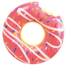 Ardisle 90cm Inflatable Donut Doughnut Tube Pool Float Beach Swimming Toy Lilo &