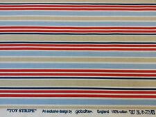 Crafts By the Metre Striped Fabric