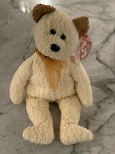Huggy Bear Teddy TY Beanie Baby 2000 Retired PE Pellets Babies FREE SHIPPING !!!