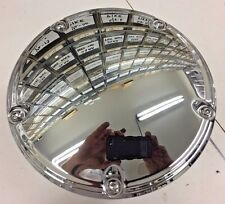 5 HOLE CHROME DOME CLUTCH COVER 99 up twin cam harley hd derby big bobber