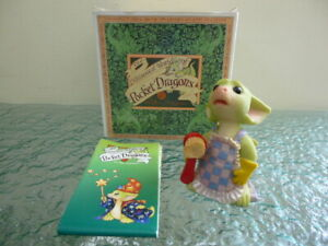 Whimsical Pocket Dragon But Dragons Don't W.. Collectible World Studios Musgrave