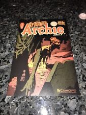 RARE AFTERLIFE WITH ARCHIE #4 COMICSPRO FRANCAVILLA VARIANT!!