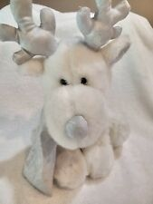 Dan Dee Dandee White Christmas Moose Friend Forest White Holiday Gift  B16