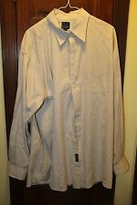 Jos A Bank Cream Colored Dress Shirt Excellent Condition