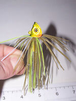 Northland Mimic Jig Head 4/0 Hook  Stand up Swim jigs assorted colors 1/2 5/8 oz