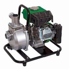 POMPE A EAU THERMIQUE 80CC - 2,4HP - 17 M3/H MOTOPOMPE PORTABLE - PRMPP080/17
