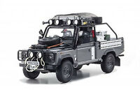 KYOSHO 8902TR LAND ROVER DEFENDER resin model TOMB RAIDER edition 1:18th scale