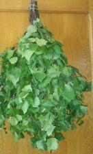 BIRCH ecological venik broom whisk SAUNA berjoza banja SEASON 2020 FREE SHIPPING