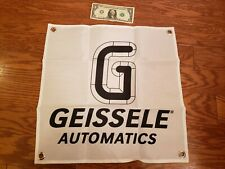 Gizzele Automatics authentic banner new