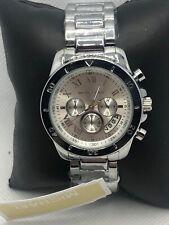 Michael Kors MK8618 Men's Stainless Steel Analog Silver Dial Quartz Watch KS36