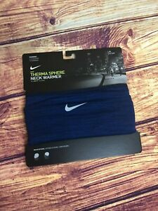 NIKE Dri-FIT Therma Sphere Neck Warmer Size S/M   & L/XL Face Cover