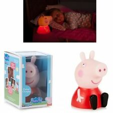 Peppa Pig Colour Changing LED Illumi-mate Kids Night Light Bedroom Playroom
