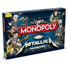 Metallica Monopoly Board Game