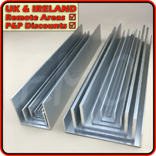 12mm 150mm║1mm Aluminium Angle║DISCOUNTED due to defect║10mm