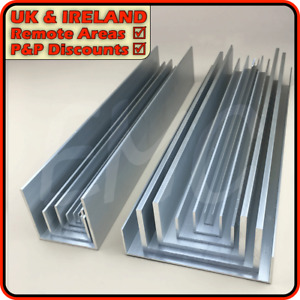 Aluminium Channel ║ DISCOUNTED due to defect ║ (U C section, gutter, profile)