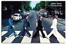 Beatles Poster Abbey Road Lennon Brand New Music