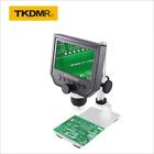 600X digital microscope electronic video 4.3 inch HD