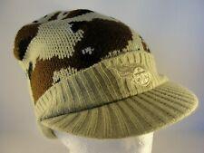 Tennessee Titans NFL Reebok Knit Brim Hat Camo