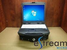 Toughbook i7 2.2GHz General Dynamics Itronix GD8200 8GB 120GB SSD Dock Station