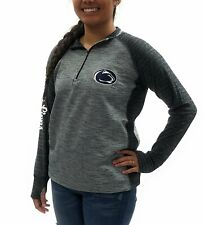 Penn State University Nittany Lions Womens Long Sleeve 1/4 Zip Pullover;Sz.S,M,L