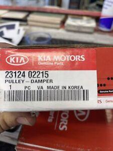 KIA Pulley / Damper - 2312402215 **Genuine new KIA part**