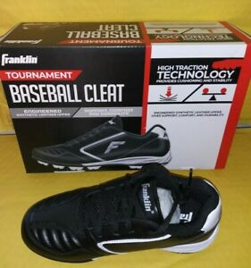 FRANKLIN TOURNAMENT YOUTH BASEBALL CLEAT - BOYS YOUTH SIZES 2