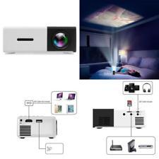 Proyecto Mini LED TV Película Video juego de karaoke Teléfono Inteligente PC Laptop USB Pico Navidad
