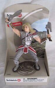 Schleich Toys R Us World of History Figure Griffin Knights Berserk 72065 Toy NOS