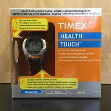 TIMEX LADIES' INDIGLO HEALTH TOUCH  WATCH T5K470 RRP £64.99
