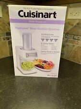 Cuisinart SSL-100 Prep Express Slicer Shredder Spiralizer Food Processor