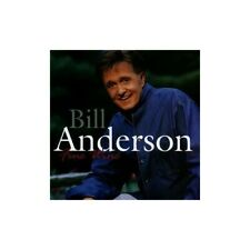 Bill Anderson - Fine Wine - Bill Anderson CD PPVG The Cheap Fast Free Post The