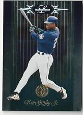 1996 Leaf Limited KEN GRIFFEY, Jr. (ex-mt) Seattle Mariners