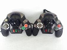 Lot 2 Jakks Pacific 5-in-1 Plug N Play Star Wars Episode III Darth Vader TV Game