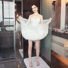 Women Bridal Petticoat Gather Skirt Slip Toilet Buddy Save Wedding Bridal Dress