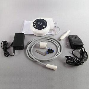 Dental Ultrasonic Piezo Scaling endo P3+ Scaler DTE Satelec NSK type handpiece