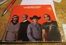 Weezer Sticker Collectible Rare Vintage 2000 Metal Live Window Decal