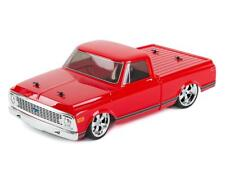 VTR03100T2 Vaterra 1972 Chevy C10 V100S RTR 1/10 4WD Electric Pickup Truck (Red)