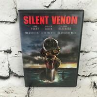 Silent Venom Starring Luke Perry 2009 DVD Action Horror Movie