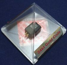 Clearaudio Coil Cartridge Talismann V2 Gold MC Ebenholz MC022 24kt Gold Co