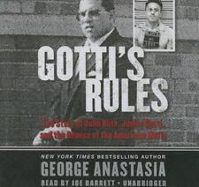 audiobook CDs Gotti's Rules :John Alite, Junior Gotti & the Demise of the Mafia