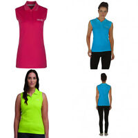 Regatta Great Outdoors Womens/Ladies Sleeveless Polo Vest Shirt
