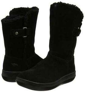 Rocket Dog Womens Staples Suede Winter Boots - size UK 5