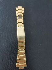 Omega Geneve Dynamic Clasp 1181 / 215 Gold plated Genuine