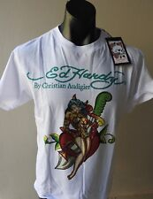 Ed Hardy Womens T-Shirt (XL- 12-14)