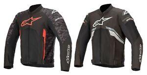 Alpinestars T-Gp plus R v3 Air Men's Biker Jacket Summer With Protector