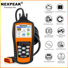 OBD2 Scanner Car Engine Fault Code Erase Car Code Readers NX501 Diagnostic Tool