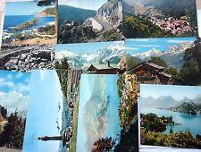 lot de 15 cartes postales grand format thème MONTAGNE  ref. 150
