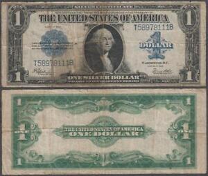 U.S. Silver Certificate, 1 Dollar, 1923, VF, P-342